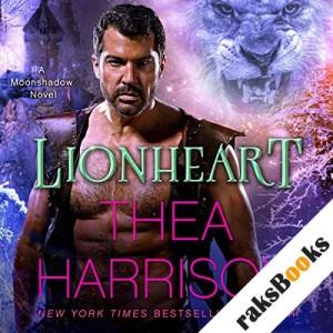 Lionheart audiobook cover art