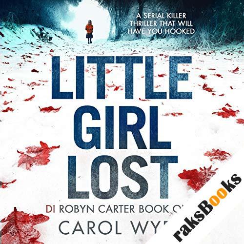 Little Girl Lost audiobook cover art