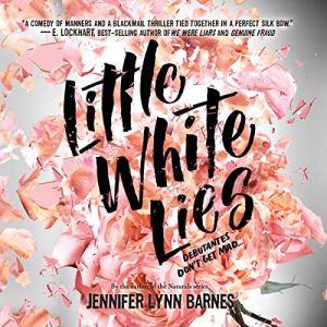 Little White Lies audiobook cover art