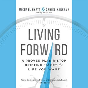 Living Forward audiobook cover art