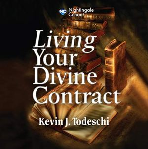 Living Your Divine Contract audiobook cover art