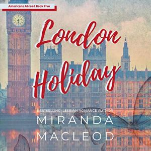 London Holiday audiobook cover art