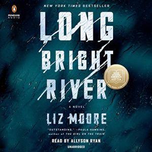 Long Bright River audiobook cover art