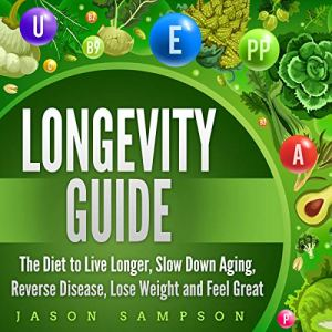 Longevity Guide audiobook cover art