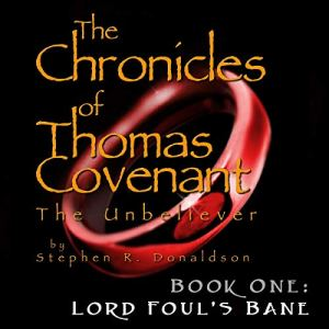 Lord Foul's Bane audiobook cover art