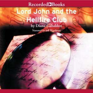 Lord John and the Hellfire Club audiobook cover art