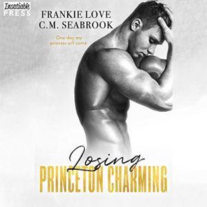 Losing Princeton Charming audiobook cover art
