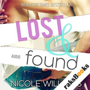 Lost and Found audiobook cover art