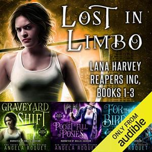 Lost in Limbo audiobook cover art