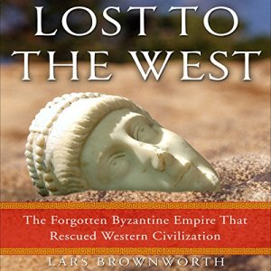 Lost to the West audiobook cover art