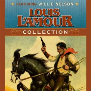 Louis L'Amour Collection audiobook cover art