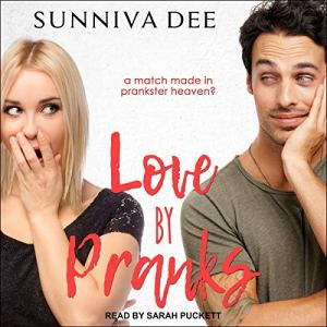 Love by Pranks audiobook cover art