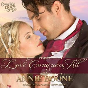 Love Conquers All audiobook cover art