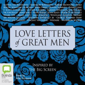 Love Letters of Great Men audiobook cover art