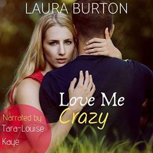 Love Me, Crazy audiobook cover art