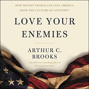 Love Your Enemies audiobook cover art