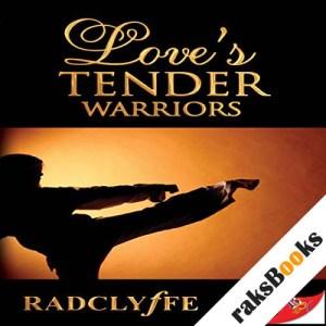 Love's Tender Warriors audiobook cover art