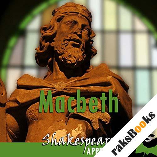 Macbeth audiobook cover art