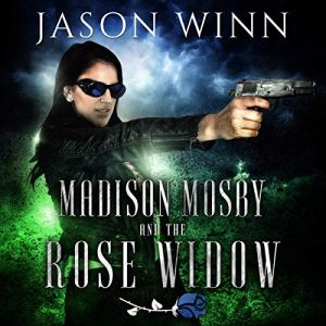 Madison Mosby and the Rose Widow audiobook cover art