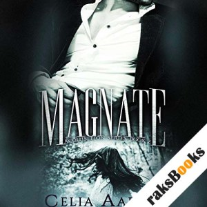 Magnate audiobook cover art