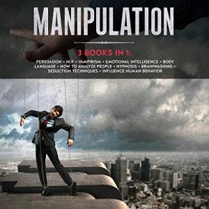 Manipulation: 3 Books in 1 audiobook cover art