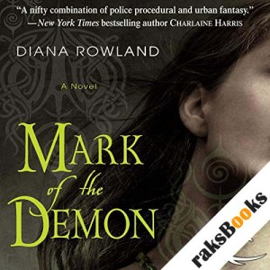 Mark of the Demon audiobook cover art