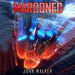 Marooned audiobook cover art