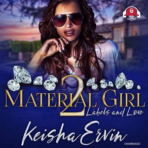 Material Girl 2 audiobook cover art