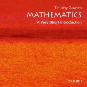 Mathematics audiobook cover art