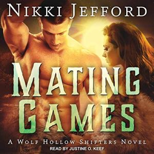 Mating Games audiobook cover art