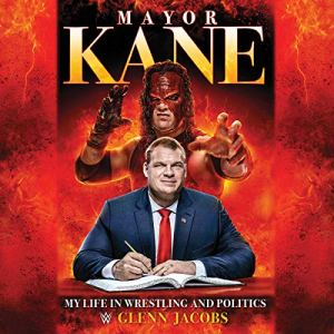 Mayor Kane audiobook cover art