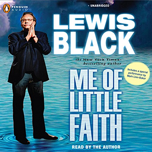 Me of Little Faith audiobook cover art