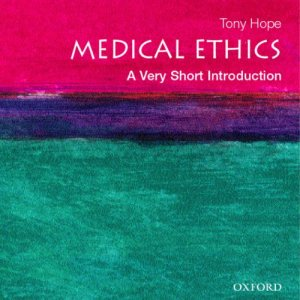 Medical Ethics: A Very Short Introduction audiobook cover art
