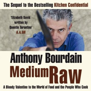 Medium Raw audiobook cover art