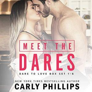 Meet the Dares: Dare to Love Box Set audiobook cover art