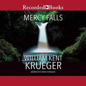 Mercy Falls audiobook cover art