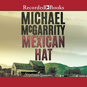 Mexican Hat audiobook cover art