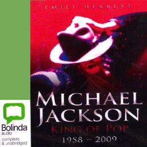 Michael Jackson audiobook cover art