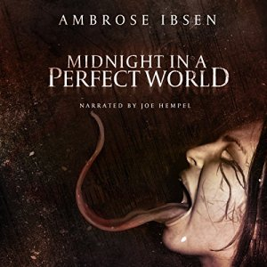 Midnight in a Perfect World audiobook cover art