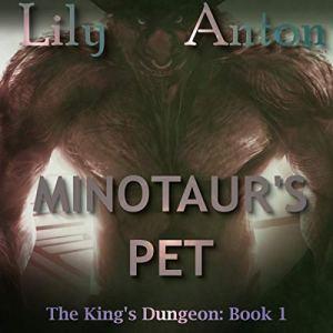 Minotaur's Pet: Enslaved by the Beast audiobook cover art