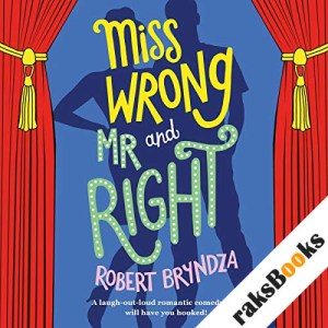Miss Wrong and Mr Right audiobook cover art