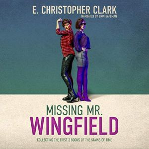 Missing Mr. Wingfield audiobook cover art