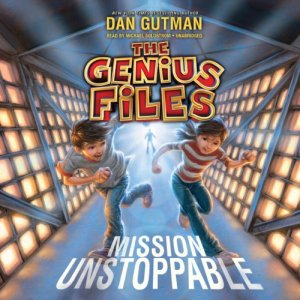 Mission Unstoppable audiobook cover art