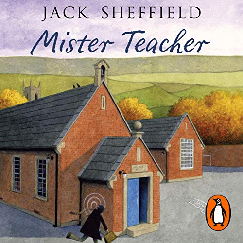 Mister Teacher audiobook cover art