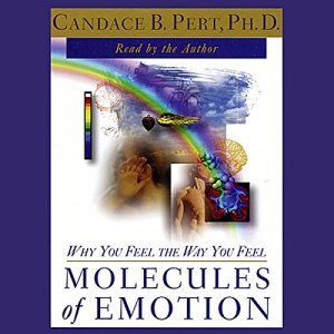 Molecules of Emotion audiobook cover art