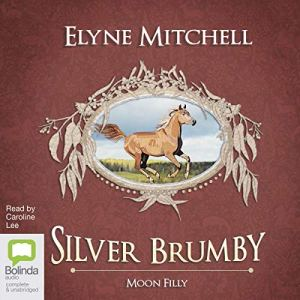 Moon Filly audiobook cover art