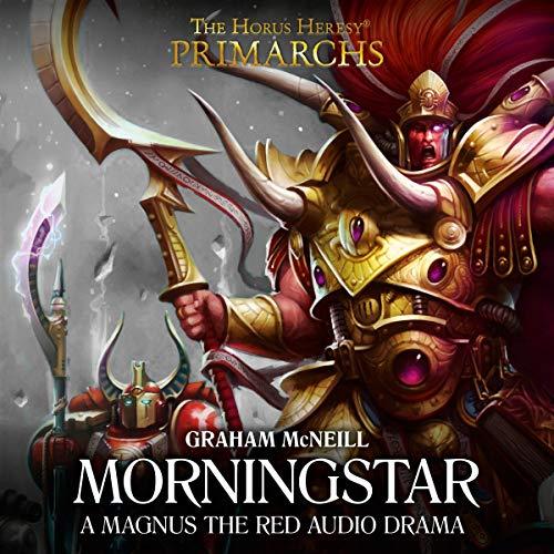 Morningstar audiobook cover art