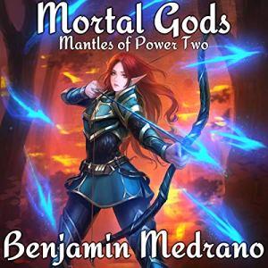 Mortal Gods audiobook cover art