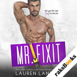 Mr. Fixit audiobook cover art