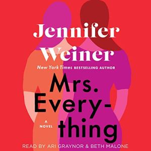 Mrs. Everything audiobook cover art